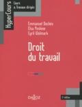 Emmanuel Dockès et Elsa Peskine - Droit du travail.