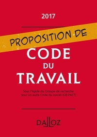 Emmanuel Dockès - Proposition de Code du travail.
