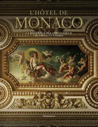 Emmanuel Ducamp - L'hôtel de Monaco - La résidence de l'ambassadeur de Pologne à Paris.