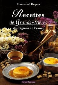 Deedr.fr Recettes de grands-mères des régions de France Image
