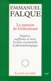 Emmanuel Falque - .