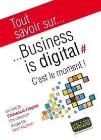 Ucareoutplacement.be Business is digital - C'est le moment! Image