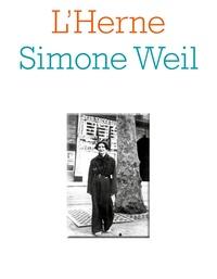 Emmanuel Gabellieri et François L'Yvonnet - Simone Weil.
