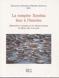 Openwetlab.it La tempête Xynthia face à l'histoire - Submersions et tsunamis sur les littoraux français du Moyen Age à nos jours Image