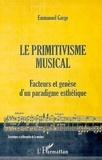 Emmanuel Gorge - .