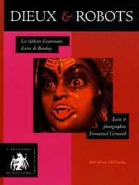 Emmanuel Grimaud - Dieux & robots - Les théâtres d'automates divins de Bombay. 1 DVD