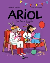 Ariol - Ariol - Tome 8 : Les trois baudets.