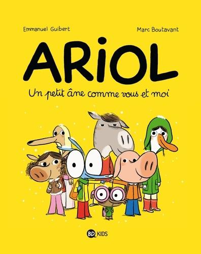 Ariol - Tome 1 -  Un petit âne comme vous et moi