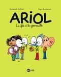 Emmanuel Guibert et Marc Boutavant - Ariol Tome 11 : La fête à la grenouille.