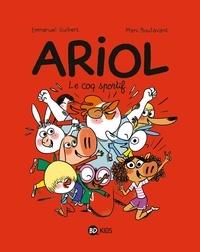 Emmanuel Guibert et Marc Boutavant - Ariol Tome 12 : Le coq sportif.