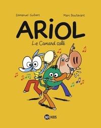 Emmanuel Guibert - Ariol Tome 13 : Le canard calé.