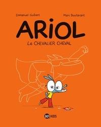 Emmanuel Guibert et Marc Boutavant - Ariol Tome 2 : Le chevalier cheval.