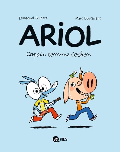 Ariol Tome 3 Copain comme cochon