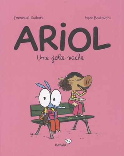 Emmanuel Guibert et Marc Boutavant - Ariol Tome 4 : Un jolie vache.