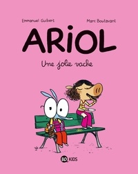 Emmanuel Guibert - Ariol Tome 4 : Une jolie vache.