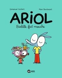 Emmanuel Guibert et Marc Boutavant - Ariol Tome 5 : Bisbille fait mouche.