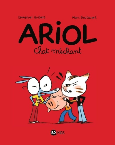 Ariol Tome 6 Chat méchant