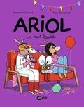 Emmanuel Guibert et Marc Boutavant - Ariol Tome 8 : Les trois baudets.