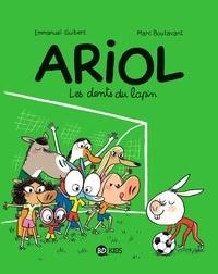 Emmanuel Guibert et Marc Boutavant - Ariol Tome 9 : Les dents du lapin.