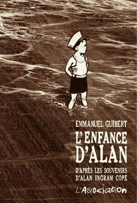 Emmanuel Guibert - L'Enfance d'Alan.