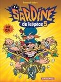 Emmanuel Guibert et  Walter - Sardine de l'Espace Tome 5 : Mon oeil !.