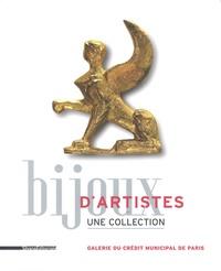 Emmanuel Guigon - Bijoux d'artistes - Une collection.