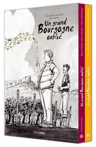 Emmanuel Guillot et Hervé Richez - Un grand Bourgogne oublié  : Coffret en 2 volumes : Tome 1 : Un grand Bourgogne oublié ; Tome 2 : Quand viennent les cicadelles....