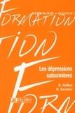 Emmanuel Haffen et Daniel Sechter - Les dépressions saisonnières.