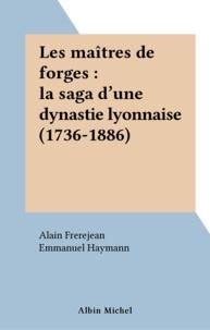 Emmanuel Haymann et Alain Frerejean - .