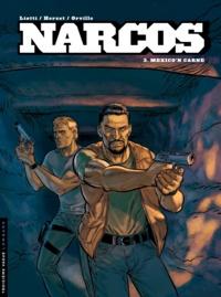 Emmanuel Herzet et  Orville - Narcos Tome 3 : Mexico'n carne.