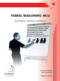 Emmanuel Hetru - Verbal Reasoning MCQ.