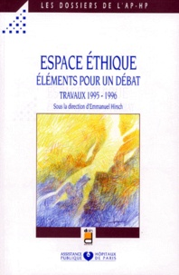 Emmanuel Hirsch et  Collectif - .