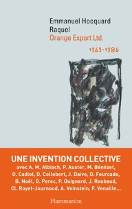 Emmanuel Hocquard - Orange Export Ltd - 1969-1986.