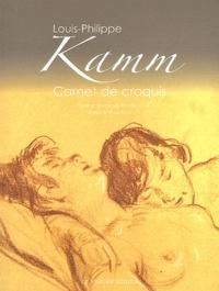 Emmanuel Honegger - Louis-Philippe Kamm 1882-1959 - Carnet de croquis.