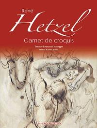 Emmanuel Honegger - René Hetzel (1902-1972) - Carnet de croquis.