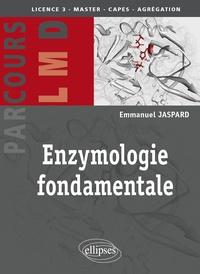 Emmanuel Jaspard - Enzymologie fondamentale.