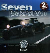 Emmanuel Joucla et Remi Nicolao - Seven passion.