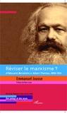 Emmanuel Jousse - Réviser le marxisme ? - D'Edouard Bernstein à Albert Thomas, 1896-1914.