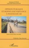 Emmanuel Jovelin et Lala Rarivomanantsoa - Opinion publique et bonne gouvernance à Madagascar.