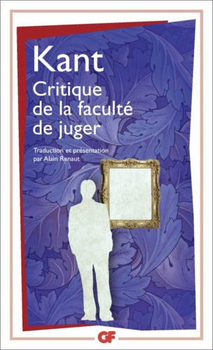 Critique de la faculté de juger - Emmanuel Kant - Format PDF - 9782081374010 - 9,49 €