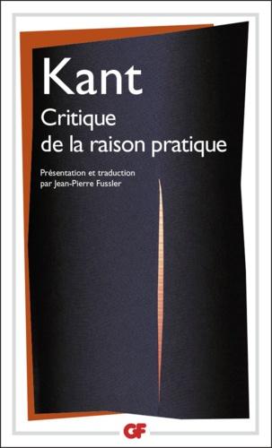Critique de la raison pratique - Emmanuel Kant - Format ePub - 9782081399914 - 8,99 €