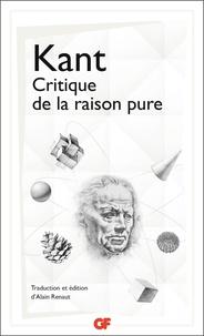 Emmanuel Kant - Critique de la raison pure.