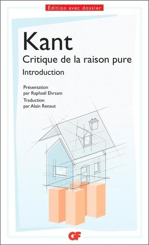Critique de la raison pure. Introduction