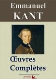 Emmanuel Kant - Emmanuel Kant : Oeuvres complètes.