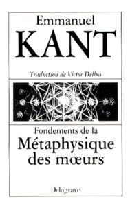 Essai gratuit des livres audio téléchargés FONDEMENTS DE LA METAPHYSIQUE DES MOEURS ePub in French