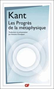 Les progrès de la métaphysique.pdf