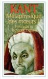 Emmanuel Kant - Métaphysique des moeurs - Tome 1.Fondation,Introduction.
