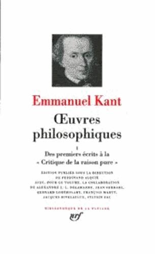 """Emmanuel Kant - Oeuvres philosophiques / Emmanuel Kant Tome 2 - Des """"Prolégomènes"""" aux écrits de 1791."""