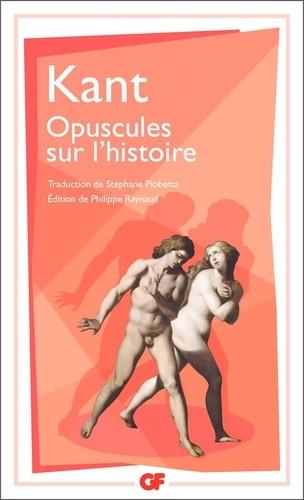 Opuscules sur l'histoire - Format ePub - 9782080241917 - 6,49 €