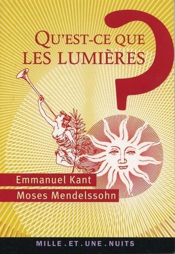 Qu'est-ce que les Lumières ? - Format ePub - 9782755501575 - 1,99 €